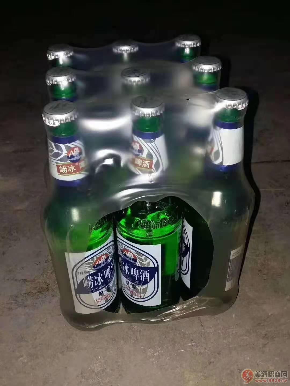 加力推瓶啤青岛崂冰啤酒原浆