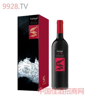天湃西拉兹干红葡萄酒