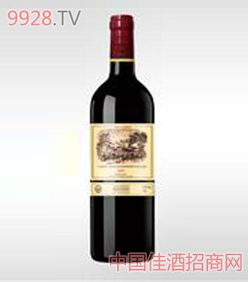 拉菲罗斯名窖2007葡萄酒