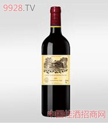 拉菲罗斯名窖2009葡萄酒