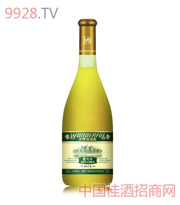 精选干白葡萄酒