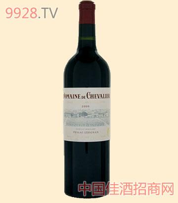 骑士庄园干红(Domaine-de-Chevalier)骑士葡萄酒