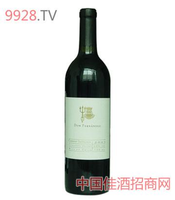 爵士佛南岱葡萄酒