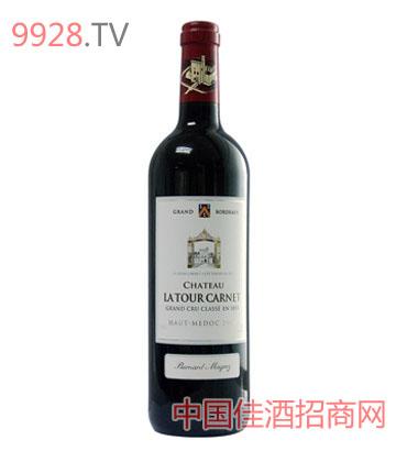 拉图嘉隶2004葡萄酒