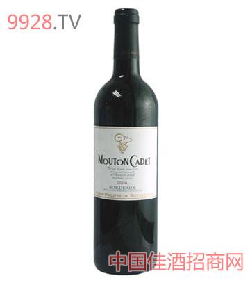 木桐嘉隶葡萄酒