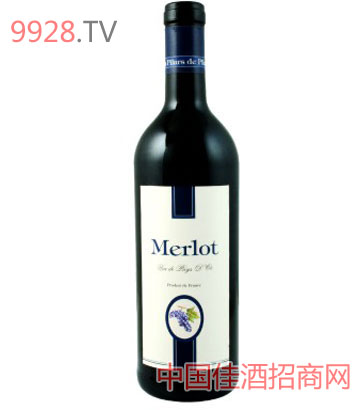 皮拉男爵梅洛干红葡萄酒