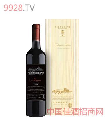 龙 西拉葡萄酒