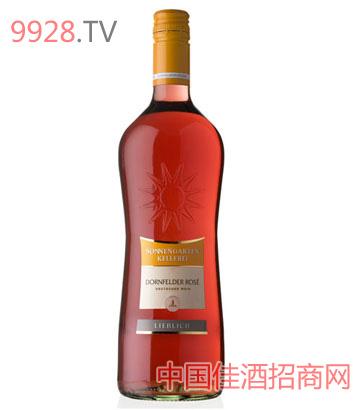 太阳苑桃红葡萄酒