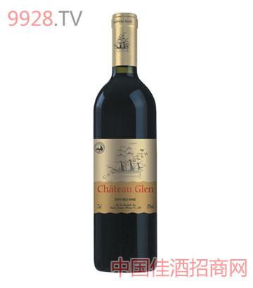崴堡庄园干红葡萄酒