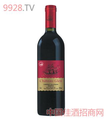 崴堡庄园赤霞珠干红葡萄酒