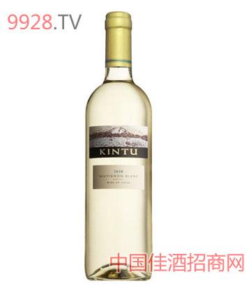 肯图长相思干白葡萄酒