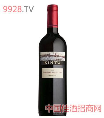 肯图赤霞珠干红葡萄酒