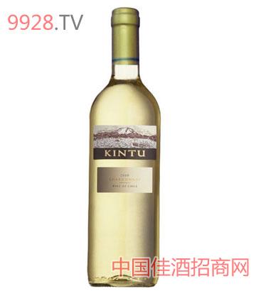 肯图霞多丽干白葡萄酒