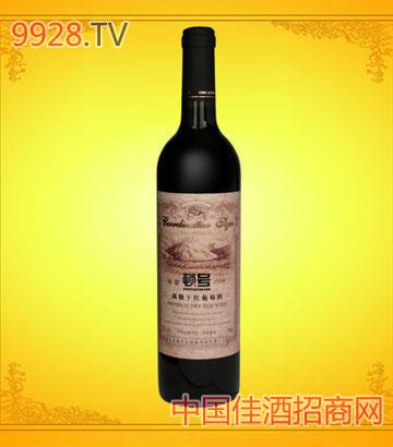2008干红葡萄酒