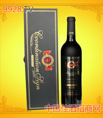 特级干红珍酿版葡萄酒