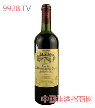 骑士酒庄干红葡萄酒