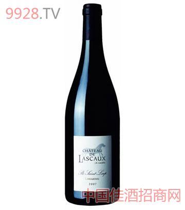 骑士庄园圣狼峰葡萄酒