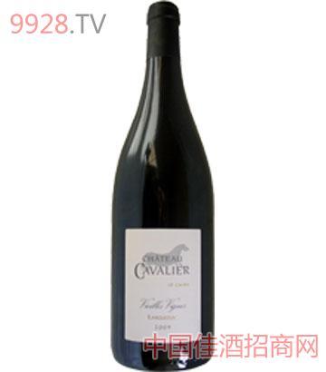 骑士庄园红葡萄酒(有机)