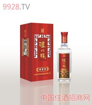 泸州醇·红三钻酒
