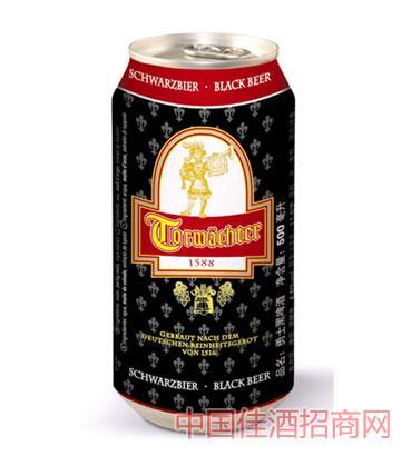 勇士黑啤酒500ml