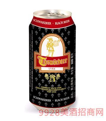 勇士黑啤酒