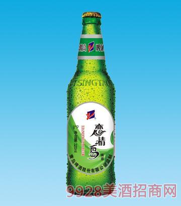 恋情岛啤酒