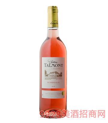 拉苏古堡干红葡萄酒750ml