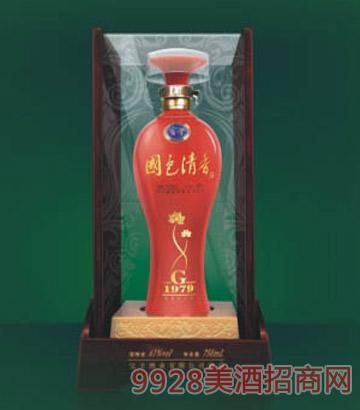 宝丰国色清香G系列1979酒
