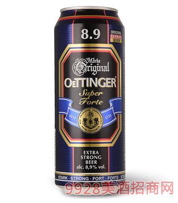 德国奥丁格8.9特度啤酒500ml