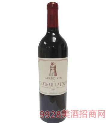 拉图庄园干红葡萄酒