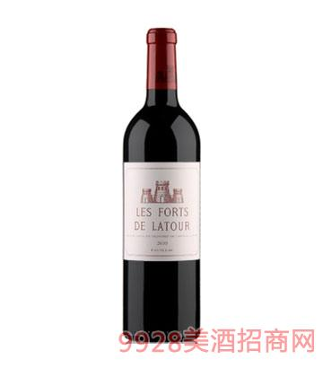 拉图庄园副牌干红葡萄酒