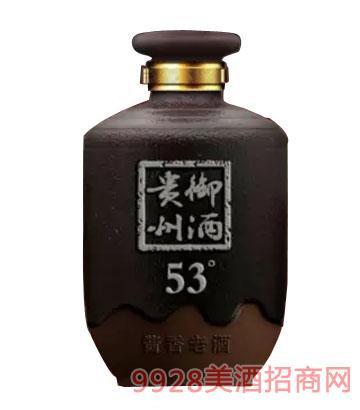 贵州御酒53°酱香老酒
