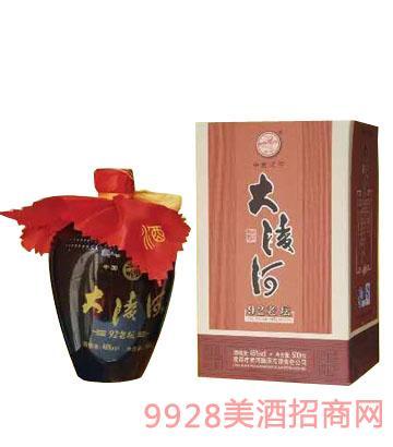大凌河92年老坛酒