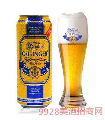 奥丁格黄啤酒