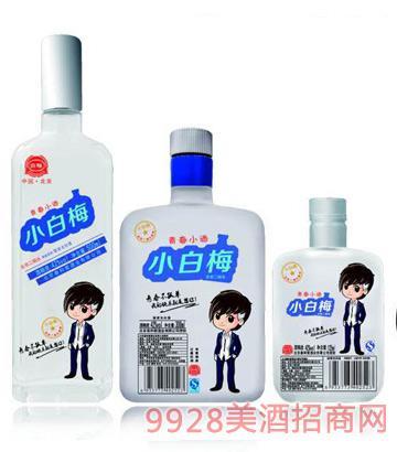青春小酒小白梅北京二锅头
