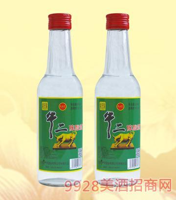 牛栏宴牛二陈酿酒42度260mlx20浓香型
