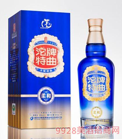 沱牌特曲酒柔和38度42度52度500ml浓香型