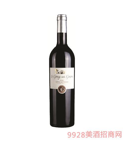 法国波尔多力坚马莲庄园干红葡萄酒 2007