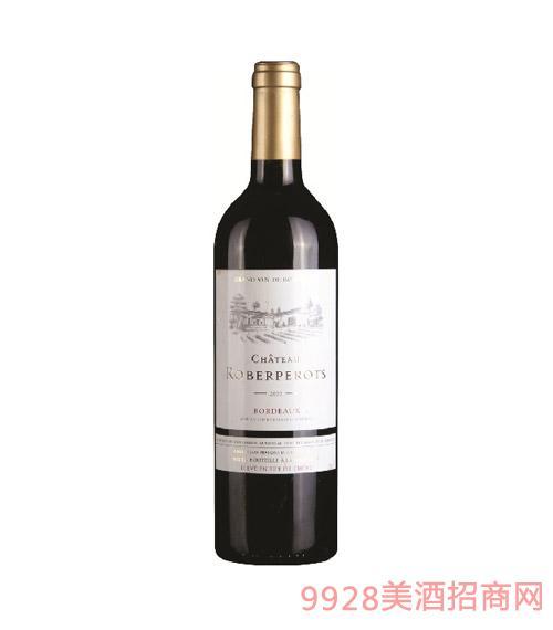 法国波尔多迪生庄园干红葡萄酒 2007