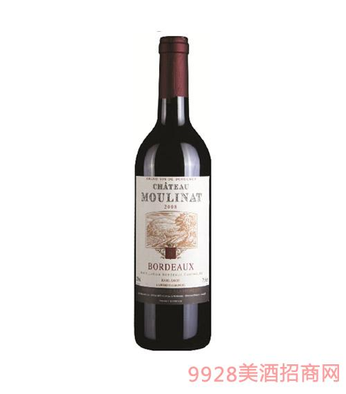 法国波尔多沙尼翁庄园干红葡萄酒 2014