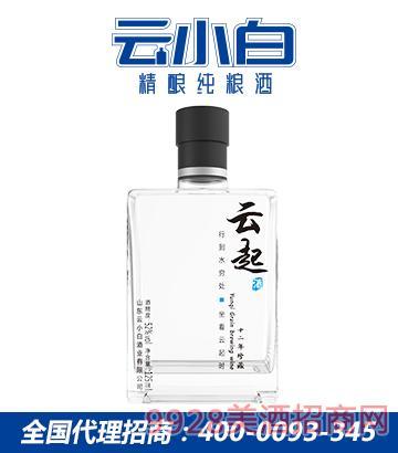 云小白精酿纯粮酒云起系列125ml