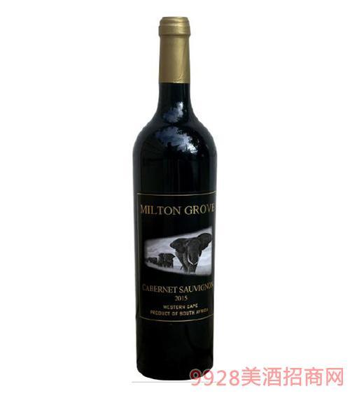 南非迷途赤霞珠精选干红葡萄酒
