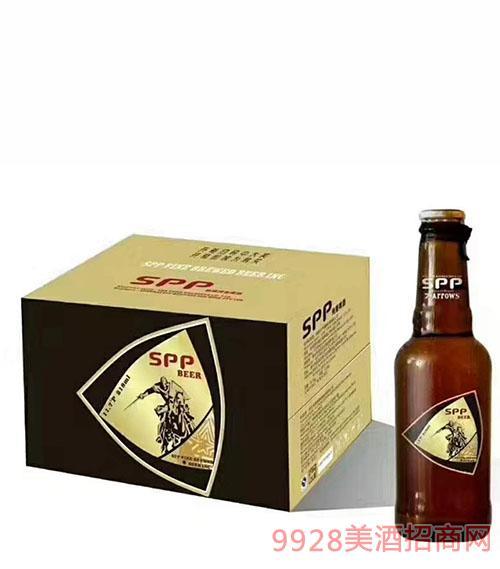 荷兰七箭啤酒包装