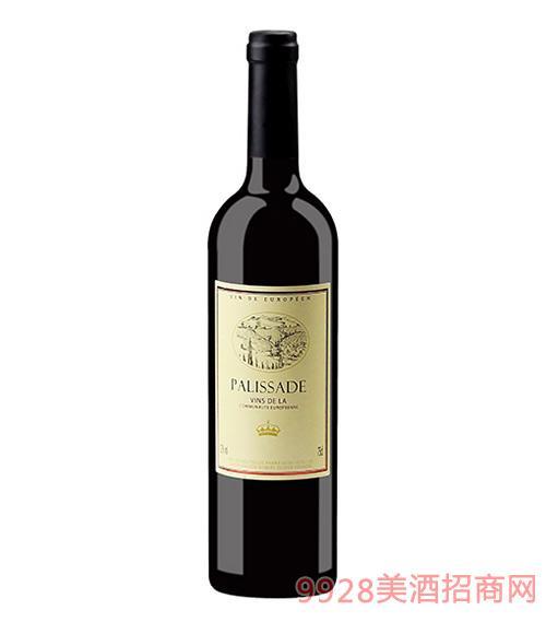 法国帕里塞精选干红葡萄酒