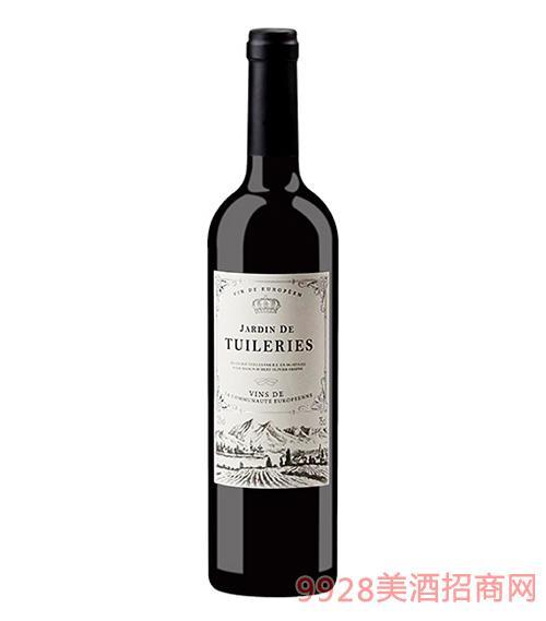 法国杜伊勒精选干红葡萄酒