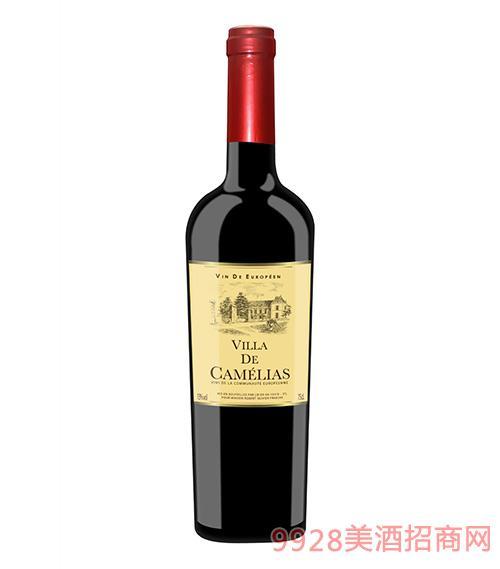法国卡梅拉山庄干红葡萄酒