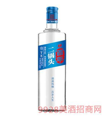 百年二锅头酒42度450ml浓香型