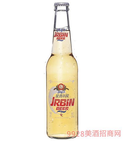 320mL星嘉冰纯啤酒