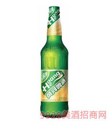 黄河啤酒新大浪518ml