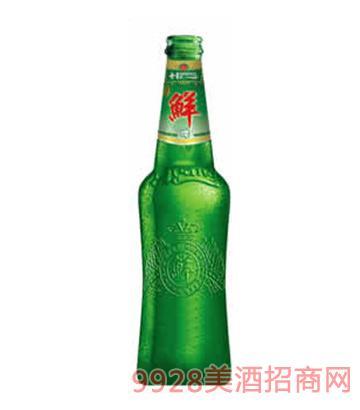 黄河啤酒原浆鲜啤500ml